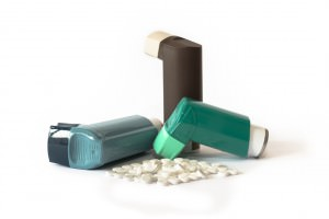 Asthma Medication including Inhalers and Pills